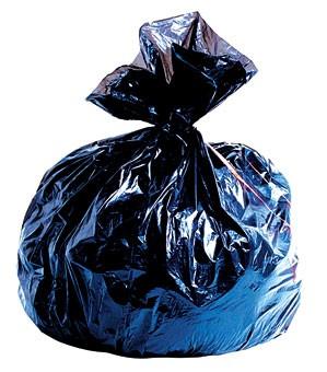 sac ordures ménagères