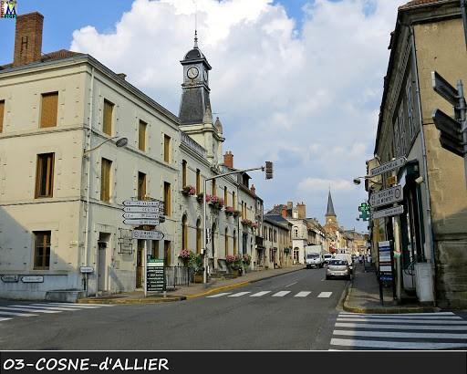Cosne-d'Allier