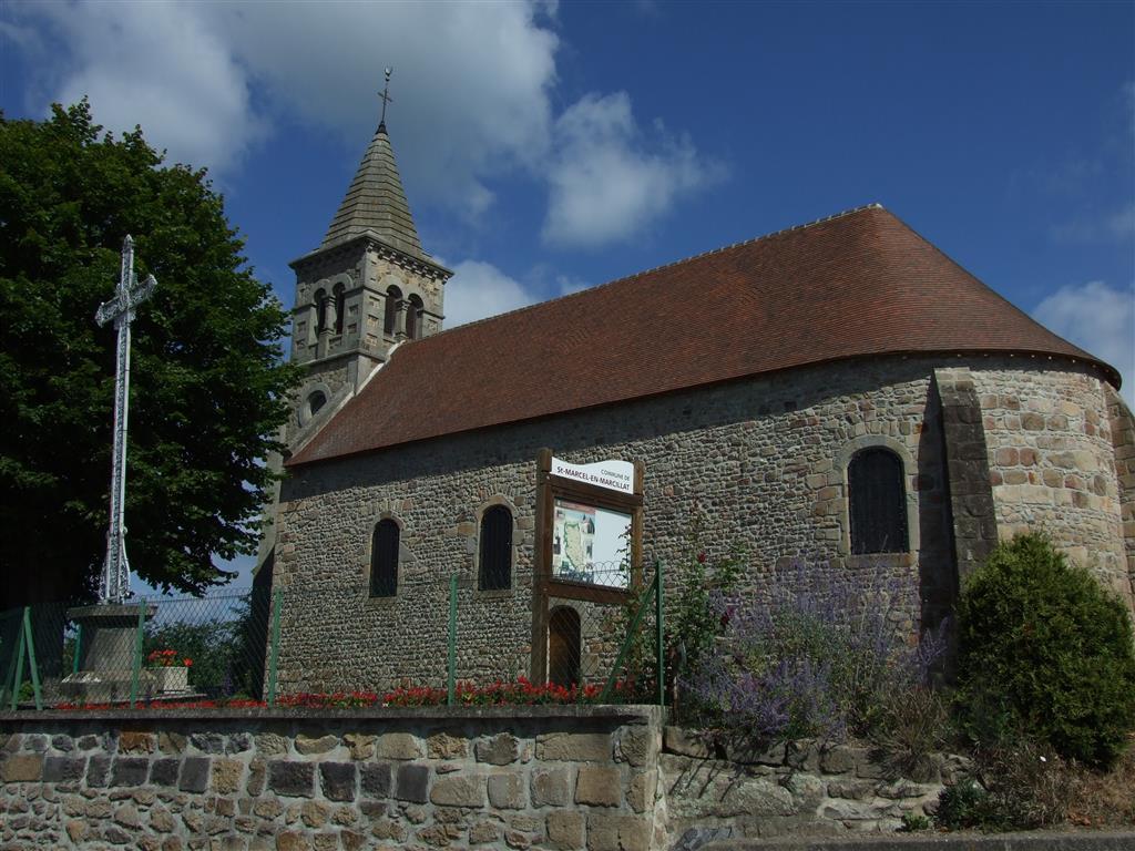 Saint-Marcel-en-Marcillat